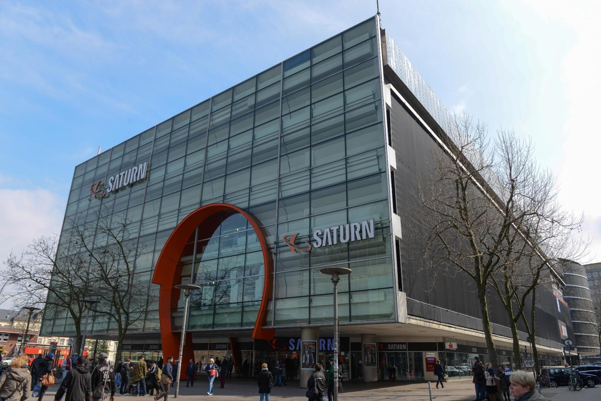 Storecheck Saturn Hamburg Mönckebergstraße