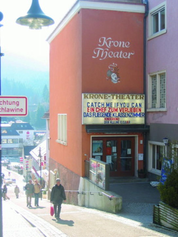 Krone Theater Titisee Neustadt