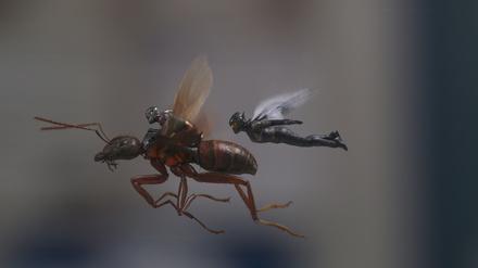 """""""Ant-Man and the Wasp"""" startete deutlich besser als Teil eins (Bild: Walt Disney)"""