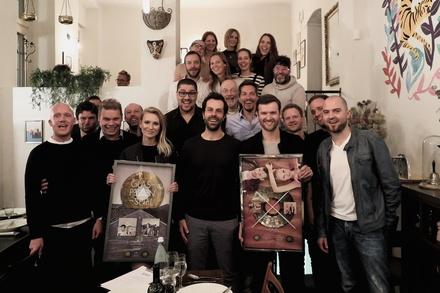 Musikwoche News Universal Music Verlieh Gold Und