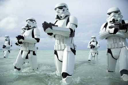 """Bester Starttag des Jahres: """"Rogue One: A Star Wars Story"""" (Bild: Walt Disney)"""