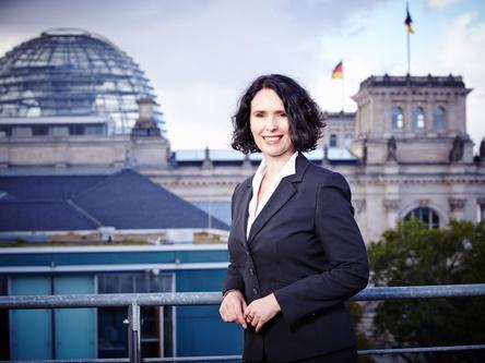 """Bezeichnet es als """"fair und angemessen"""", wenn Urheber und Verleger an den Einnahmen aus der Verwertung der Werke beteiligt werden: CDU-Politikerin Elisabeth Winkelmeier-Becker (Bild: Marcus Witte)"""