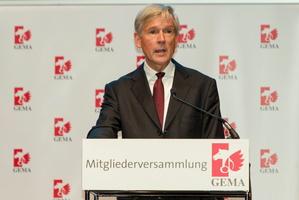 Beziehen Position zu den Plänen der EU in Sachen digitaler Binnenmarkt: Harald Heker ... (Bild: Mathias Vietmeier)
