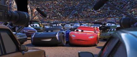 """Cars 2"" legt auf Platz zwei los (Bild: Walt Disney)"