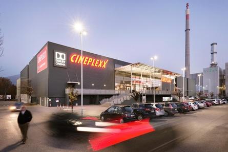 Das Cineplexx in Linz ist fertig umgebaut (Bild: Cineplexx)