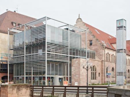 Das Künstlerhaus in Nürnberg. (Bild: jailbird (CC BY-SA 2.0))