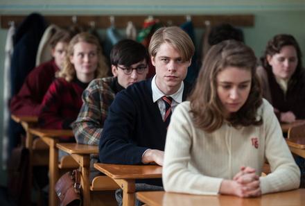 """""""Das schweigende Klassenzimmer"""" hielt sich am zweiten Wochenende ausgezeichnet (Bild: Studiocanal)"""