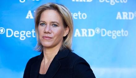 Degeto-Geschäftsführerin Christine Strobl (Bild: ARD Degeto/Laurence Chaperon)