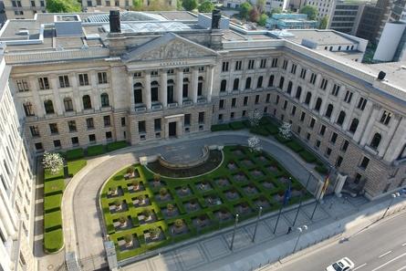 Der Bundesrat beriet heute unter anderem über das FFG (Bild: Bundesrat)