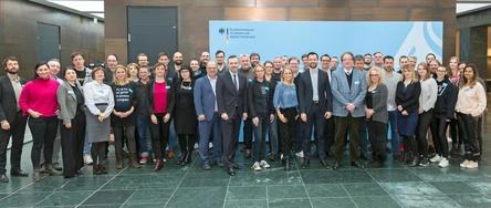 Die Jury des Deutschen Computerspielpreis 2018 (Bild: DCP)