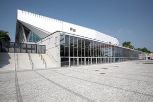 Dient im Mai 2015 als Austragungsort für die 60. Ausgabe des Eurovision Song Contests: Die Wiener Stadthalle (Bild: Wiener Stadthalle/Bildagentur Zolles)