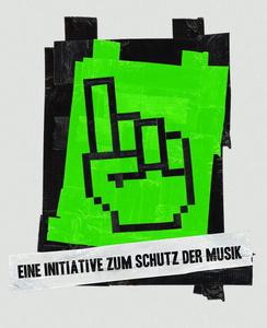 """""""Don't Fuck With Music"""": Unter diesem Motto hat sich eine Musiker-Initiative zusammengeschlossen, die sich für ein starkes Urheberrecht in Deutschland einsetzen will (Bild: dontfuckwithmusic.de, Screenshot)"""