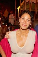 Emily Atef - hier 2008 in Cannes - ist mit zwei Filmen im Grimme-Rennen (Bild: PR-Veröffentlichung)