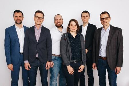 Felix Falk, Jens Kosche, Lars Janssen, Linda Kruse, Stefan Marcinek und Ralf Wirsing (v.l.) (Bild: Jakob Nawka)