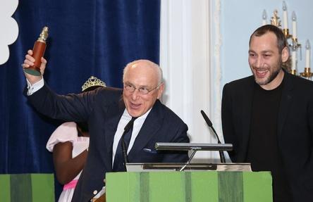 Freuten sich über den Arthur Award: Marek und Andre Lieberberg (Bild: ILMC)