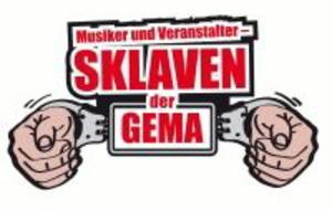 """Für die GEMA ein """"markiges Symbol"""" einer ungerechtfertigten Kampagne: Pandulas Protestbutton (Bild: Magnetic Music)"""