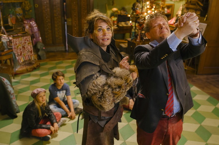 """Gratulation: """"Hilfe, ich hab meine Lehrerin geschrumpft"""" ist Besuchermillionär (Bild: Sony Pictures)"""