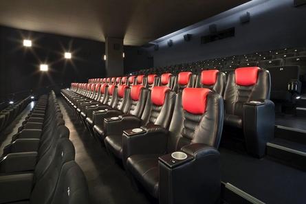 """Größtmöglichen Sitzkomfort auf den besten Plätzen verspricht Cinemaxx mit dem """"Upgrade to VIP"""" (Bild: Cinemaxx / diephotodesigner.de)"""