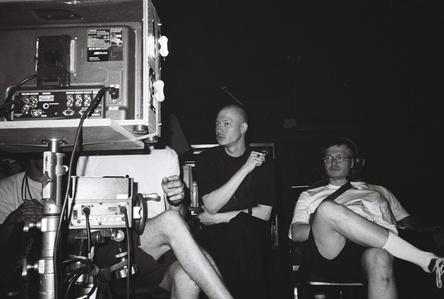 Gründeten zusammen mit Elvir Omerbegovic DIVISION: Markus (links) und Michael Weicker von der Videoproduktionsfirma The Factory. (Bild: Selfmade Records)