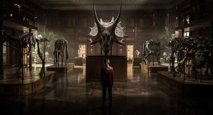 """Hält die Fahne hoch in den deutschen Kinos: """"Jurassic World 2"""" (Bild: Universal)"""