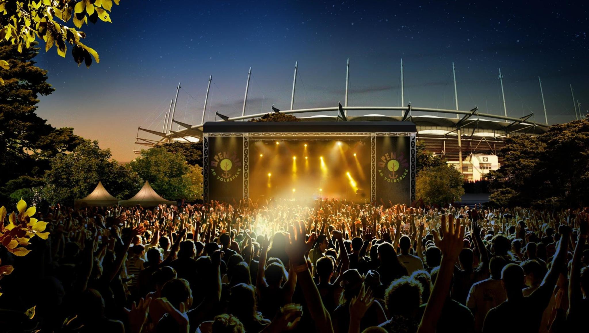 Konzerte Hamburg Juli