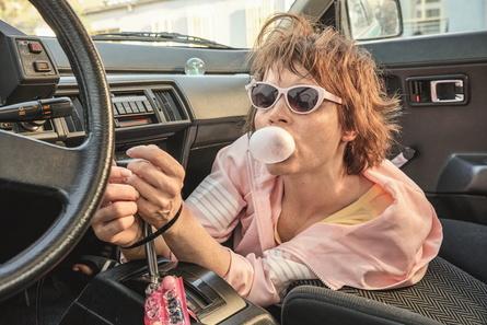 """Karoline Herfurth in """"Sweethearts"""", den sie auch inszenierte (Bild: Warner)"""