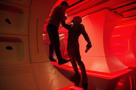 """Klare Nummer eins: """"Star Trek Beyond"""" (Bild: Paramount)"""