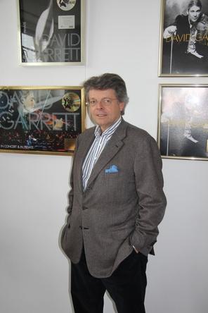 Leitet ein börsenotiertes, international aufgestelltes Unternehmen: Peter Schwenkow (Bild: Musikwoche)