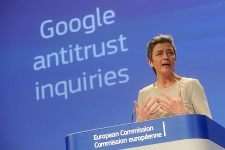 Lizenzabkommen im Visier: Margrethe Vestager (Bild: European Commission Audiovisual Services)