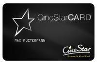 Mit der CineStarCARD startet Deutschlands größte Kinokette ein umfangreiches Kundenbindungsprogramm (Bild: CineStar)
