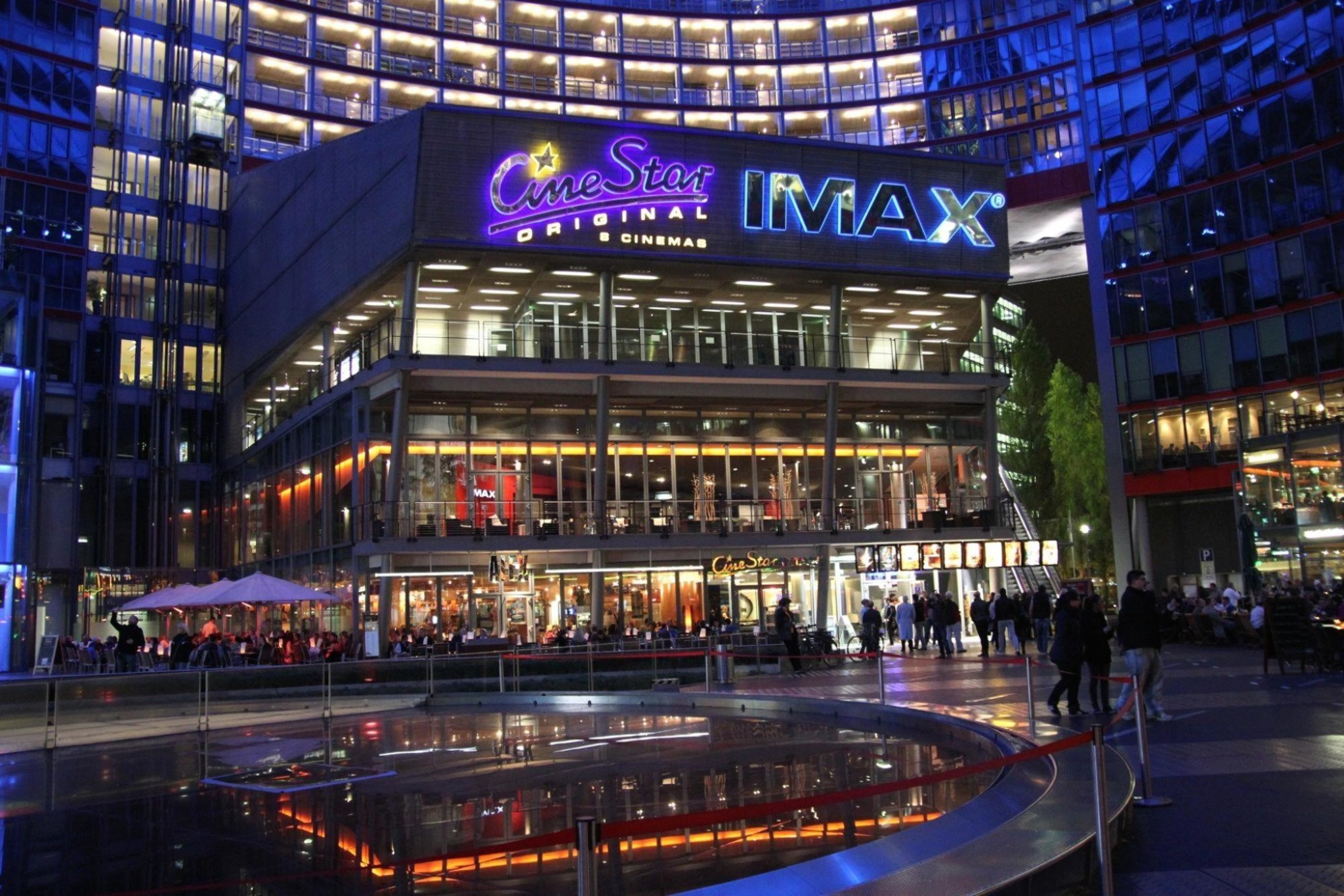 Kinoprogramm Cinestar Potsdamer Platz