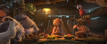 """""""Robinson Crusoe"""" hatte einen guten Start auf Platz sechs (Bild: Studiocanal)"""