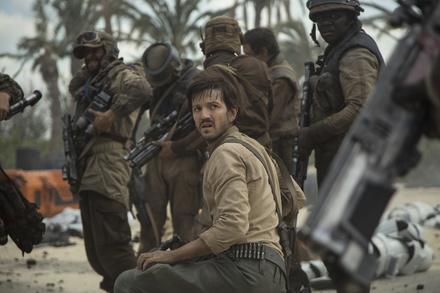 """""""Rogue One"""" war weiter klare Nummer eins (Bild: Walt Disney)"""