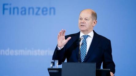 Schnürt zusammen mit Wirtschaftsminister Peter Altmaier ein Hilfspaket über 50 Milliarden Euro: Finanzminister und Vizekanzler Olaf Scholz (Bild: Bundesministerium der Finanzen)