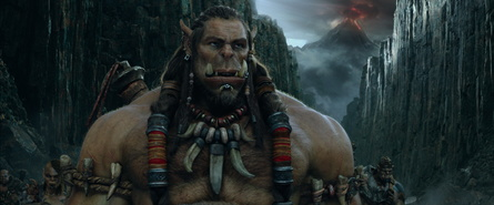 """Schon jetzt ein Topseller auf Blu-ray: """"Warcraft: The Beginning"""" (Bild: Universal)"""