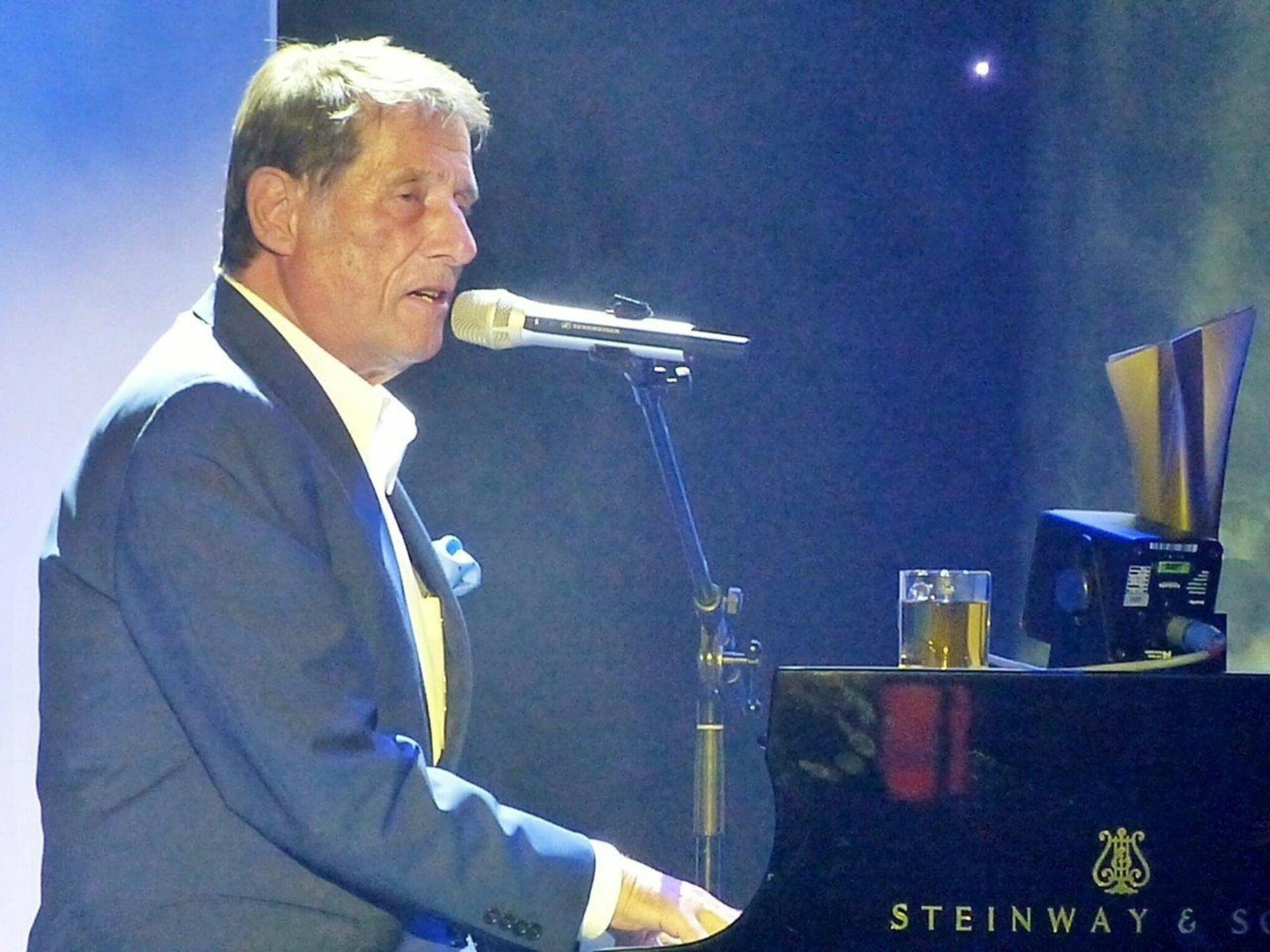 27 Millionen Sahen Udo Jürgens Letztes Konzert Im Zdf