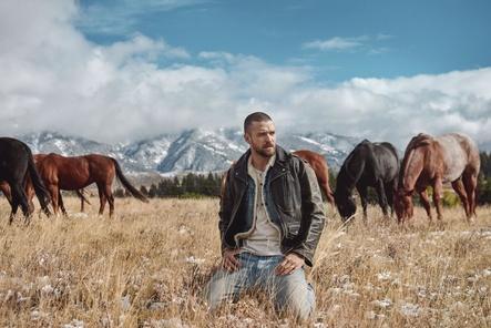 Setzt seine Siegesserie in der US-Longplayhitliste fort: Justin Timberlake (Bild: Sony Music)