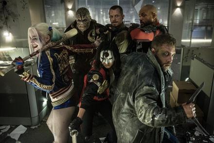 """Soll womöglich lustiger werden: """"Suicide Squad"""" (Bild: Warner)"""