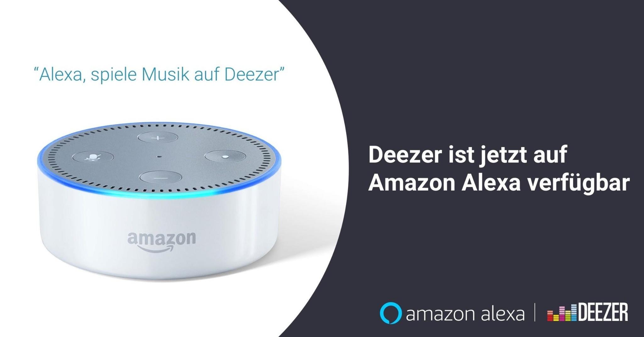 Alexa Mit Deezer Verbinden