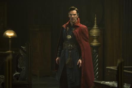 """Stark auf beiden Formaten: """"Doctor Strange"""" (Bild: Walt Disney)"""