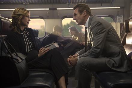"""Starker Start für """"The Commuter"""" (Bild: Studiocanal)"""