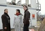 Stuttgarter Dreamteam: Richy Müller, Miranda Leonhardt und Felix Klare (Bild: SWR/Stephanie Schweigert)