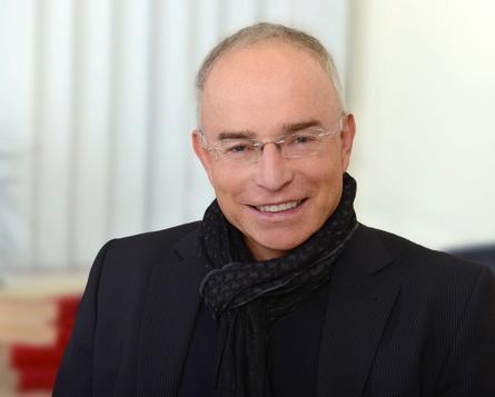 Thomas Negele, Vorstandsvorsitzender des HDF Kino (Bild: Chris Hirschhäuser)