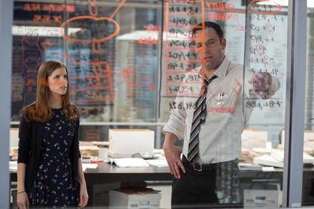 """Thriller auf Platz eins: """"The Accountant"""" mit Ben Affleck (Bild: Warner)"""