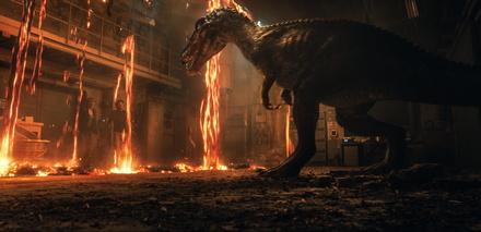 Unverminderte Dino-Power (Bild: Universal)
