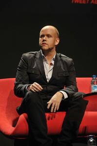 Von Cannes über Barcelona nach Austin: Spotify-CEO Daniel Ek (Bild: Midem)