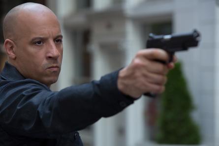 War ja klar: Vin Diesel mischt die deutschen Kaufcharts auf (Bild: Universal)