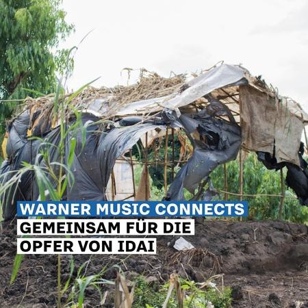 MusikWoche   News   Warner Music startet Spendenaktion mit Musik Bewegt und Oxfam