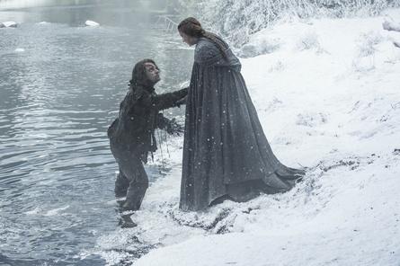 """Was geschieht, wenn eines Tages keine """"Game of Thrones""""-Staffeln mehr erscheinen? Hoffentlich gehen dann die TV-Umsätze im Videokaufmarkt nicht baden. (Bild: Sky)"""