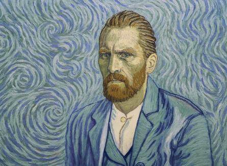 """Weiter auf Platz eins der deutschen Arthouse-Kinocharts: """"Loving Vincent"""" (Bild: Weltkino)"""